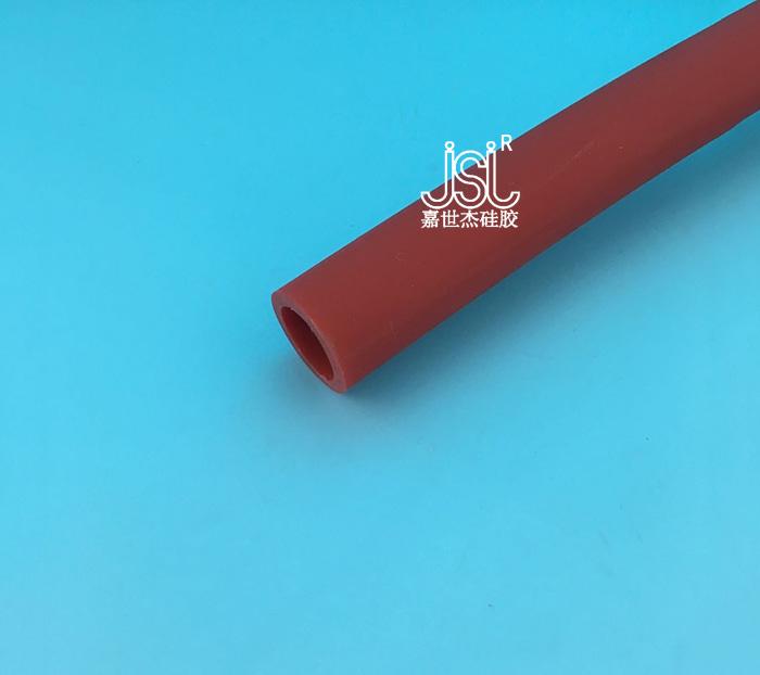 嘉世杰供应 广东硅橡胶 喷油硅胶管 丝印硅胶