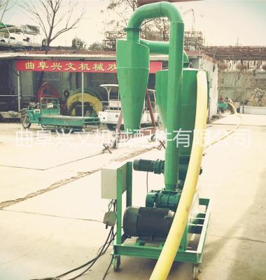 罗茨风机吸粮机图片/罗茨风机吸粮机样板图 (4)