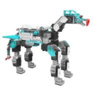 积木机器人图片