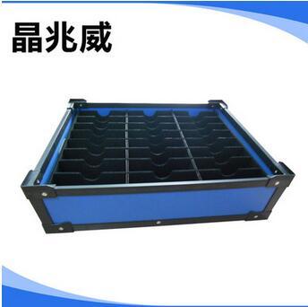 生产加固型中空板箱 防静电周转箱定制 防碰撞防刮伤厂家直销