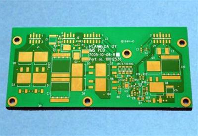 厂家直销双面沉金/电金板  FR4 PCB线路板  接受来图定制 双面镀金板 双面板多层板
