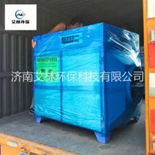 印刷家具汽修废气 5000风量 等离子有机废气处理设备喷漆废气VOC图片