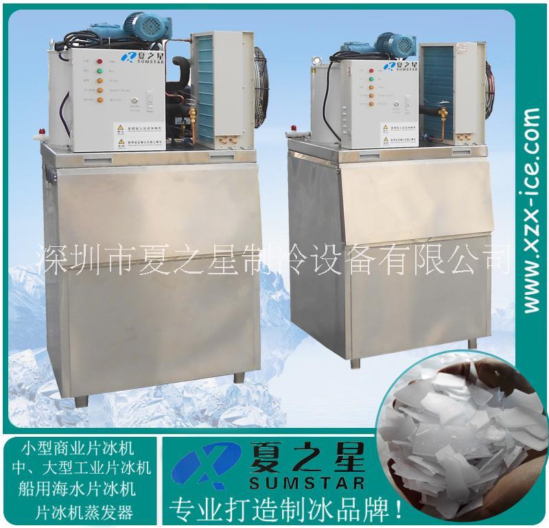 山东临沂日产200公斤火锅店片冰机品牌厂家 餐饮保鲜制冷设备碎冰机片冰机厂家