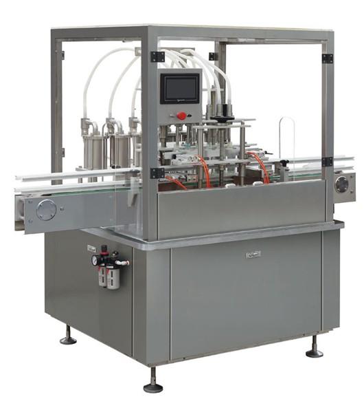 果汁灌装机,饮料灌装机,液体灌装机,全自动液体灌装生产线