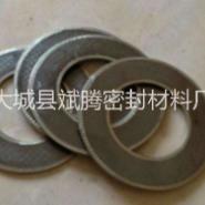 缠绕式密封垫片304内环金属垫片图片