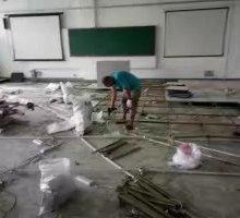 回收成都静电地板全钢地板网络地板