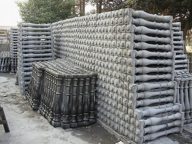 上海水泥花瓶栏杆加工厂