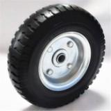 实心轮子生产厂家 250-4PU实心轮