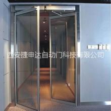 西安宝鸡渭南咸阳自动门西安平开自动门包含门体包安装费批发