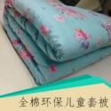 全棉环保儿童套被价格 幼儿园被褥六件套 春秋冬被芯儿童午睡被褥 欢迎来电定制