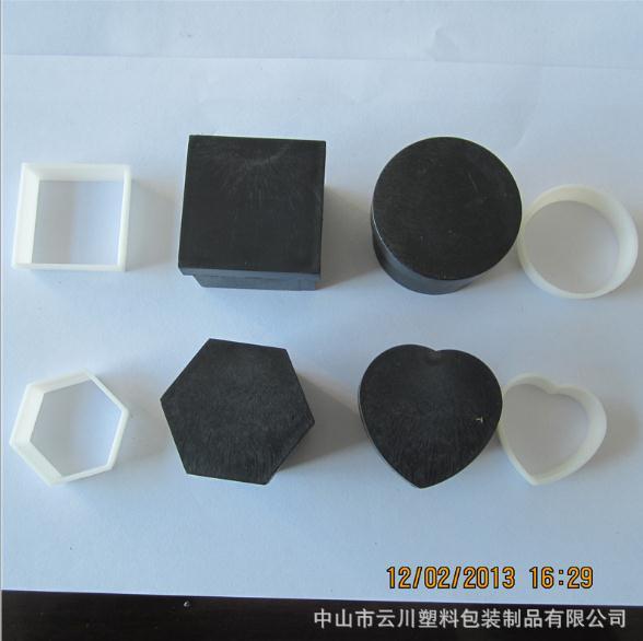 厂家专业生产 首饰礼品盒胶胚 4件套天地盖胶胚 各种形状可定制 首饰礼品盒胶胚直销