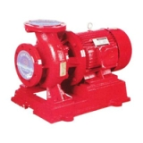 济南XBD-ISW卧式管道消防泵厂家 XBD-ISW卧式消防泵批