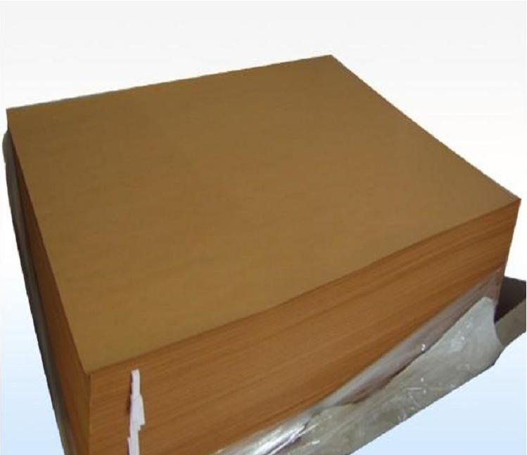 牛皮纸厂家直销 包装牛皮纸价格 单面浅色牛卡纸 美国牛皮纸批发