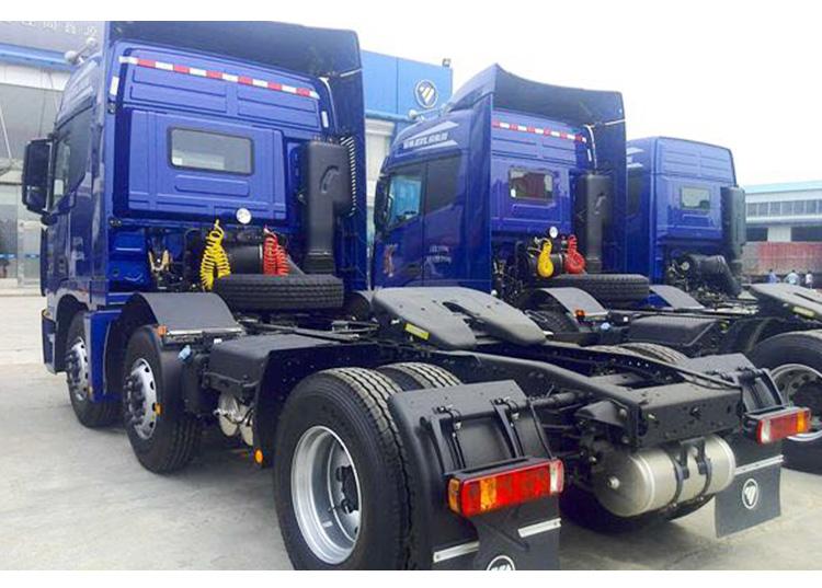 欧曼gtl自卸式牵引车 运输货车牵引车 半挂牵引车头 半挂车 欢迎来电