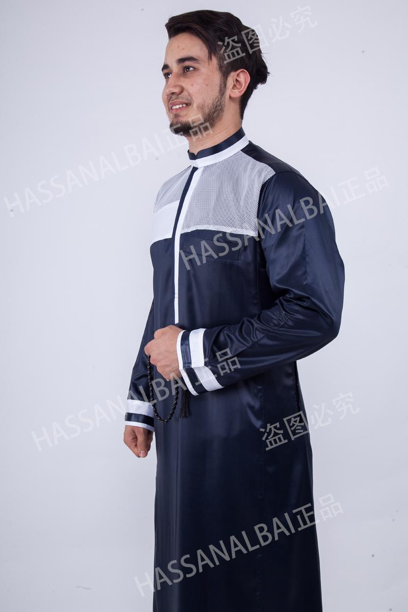 山东男士阿拉伯大袍穆斯林长袍批发