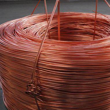 铜丝电力机械用高纯度紫铜丝厂家 铜丝