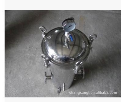 上海不锈钢精密小推车过滤器#5芯20英寸过滤器生产厂家 过滤器生产厂家  过滤器报价