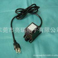 供应6V 12V 24V 36V户外防水变压器 EI型防水变压器 铁芯变压器
