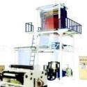 PE桌面布吹膜机 高低压吹膜机图片