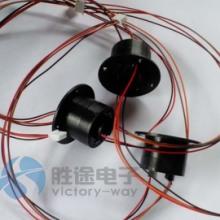 胜途电子供应检测设备滑环 过孔滑环  中心孔滑环批发