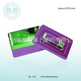 化妆品铁盒 香水铁罐图片