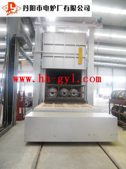 供应550KW铝合金线材时效退火炉 铝合金电缆退火炉 铝合金电缆时效炉