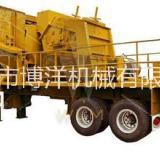 颚式破碎机 郑州博洋机械厂家供应矿山机械设备现货 室外设备