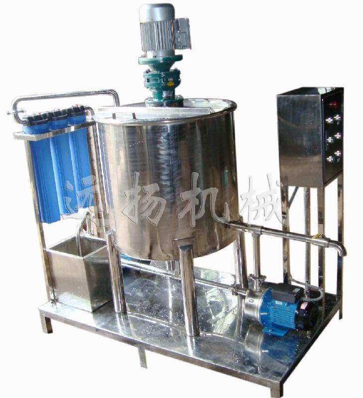 供应洗发水生产工艺洗发水机械设备