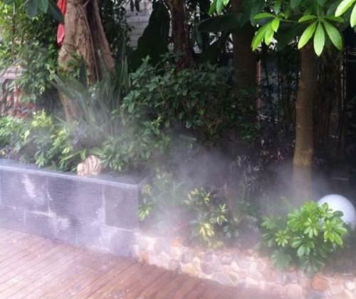 西安水云间喷雾降尘造景设备价格是多少?质量如何