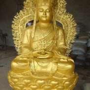 铜地藏王图片