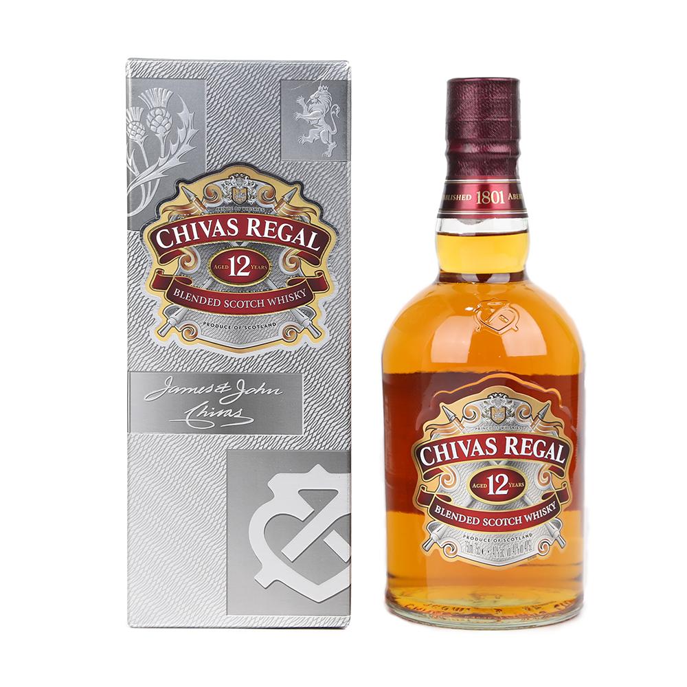 芝华士年苏格兰威士忌750m 苏格兰威士忌价格