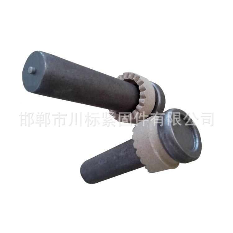 厂家热销 圆柱焊钉 钢结构焊钉 优质螺柱焊钉 栓钉剪力钉 M16圆头焊钉