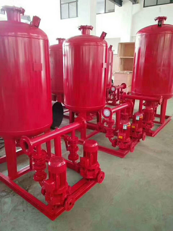 立式消防增压稳压设备 消防泵批发XBD12.0/27-80L室内喷淋泵 恒压消火栓泵XBD11.0/25-80L