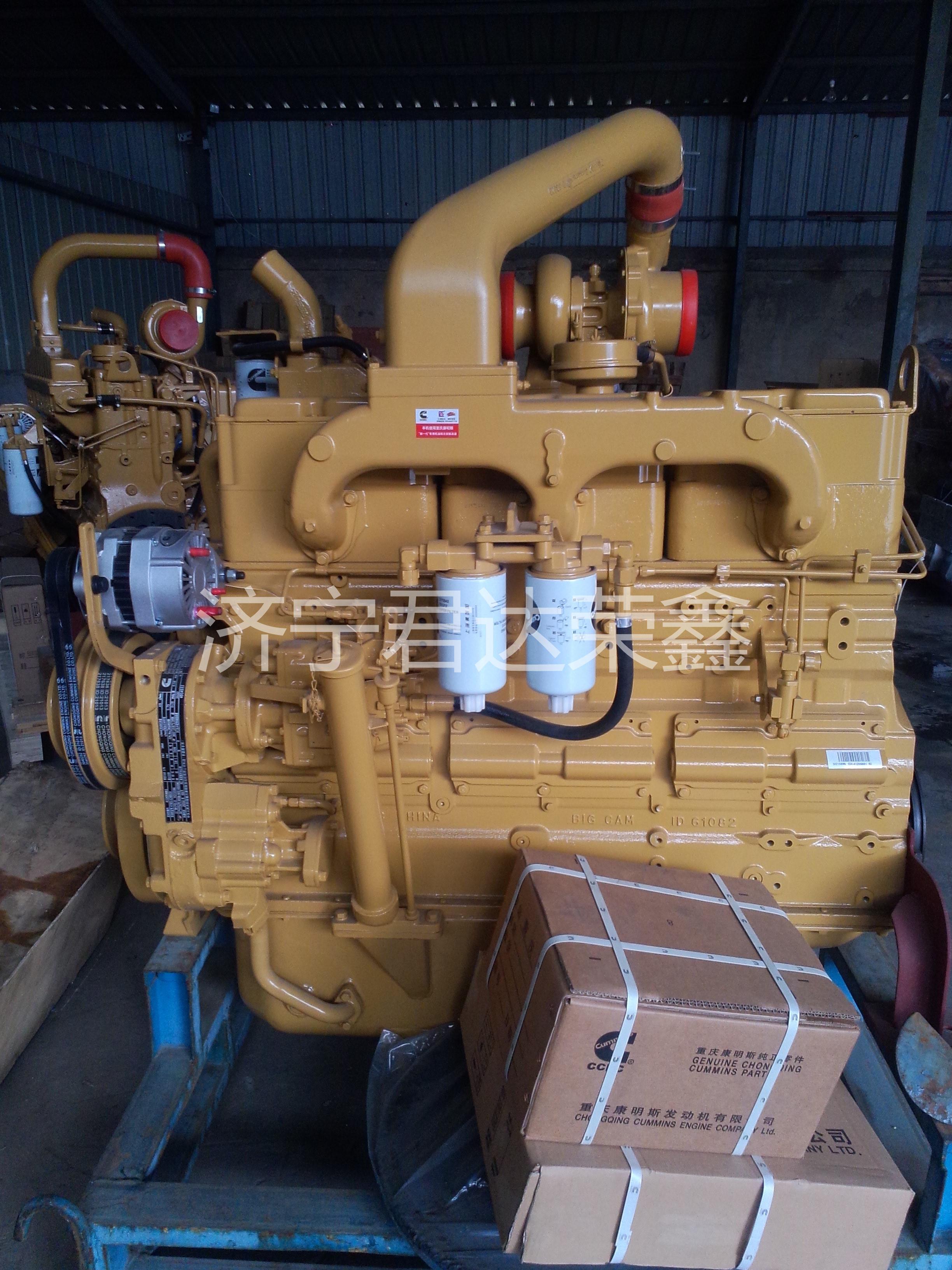 山推SD22康明斯发动机NT855C280S10总成及配件