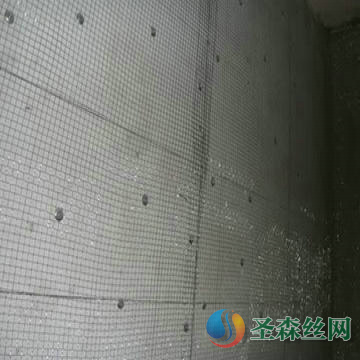 圣森厂家直销外保温墙电焊网、镀锌电焊网、舒乐板网 保温墙电焊网 镀锌电焊网 舒乐板
