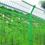 贵州护栏网采用铁丝焊接涂塑制成