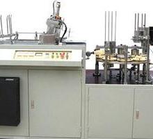 自动纸碟(纸盘)成型机 自动纸碟成型机 全自动纸碟机 一次性纸盘机图片