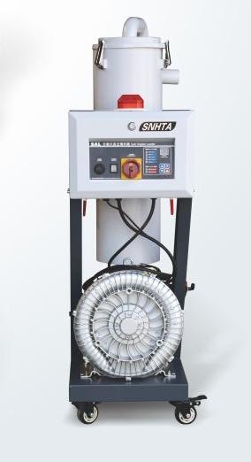 欧化分离式真空填料机 SAL系列欧化三相分离式真空吸料机 信泰制造