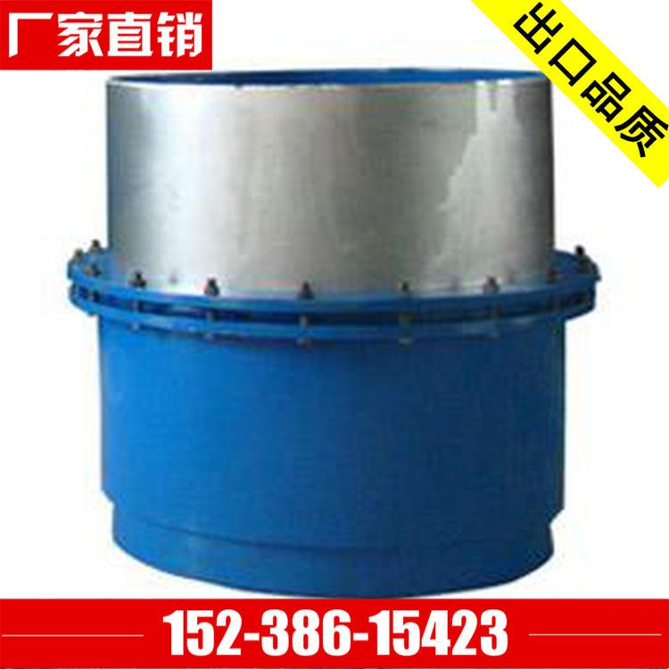 电厂热力管道大补偿量ZTB型免维护直埋双向套筒式补偿器