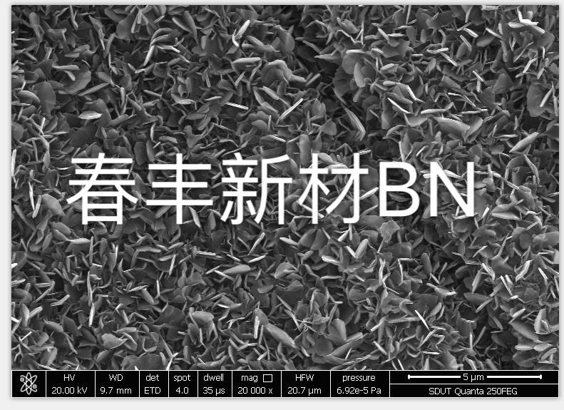 纳米氮化硼粉体 纳米氮化硼粉体春丰新材
