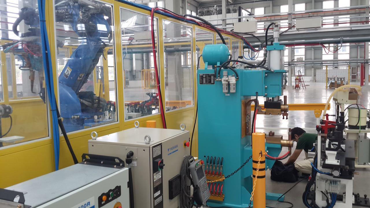 电阻焊机中频点焊机、螺母输送机 电阻焊机、中频点焊机、中频逆变