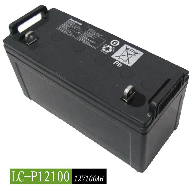 松下电池LC-P12100 松下电池12V100