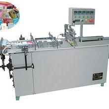 三维转塔式包装机 文具用品透明膜三维转塔式包装机