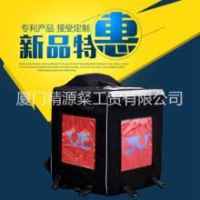高档型牛津布食品保温包咖啡饮料外送包铝箔保鲜箱保冷箱后备背包