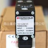 美国FAIRCHILD仙童 TD6000-016U 精密调压阀 FAIRCHILD电气转换器仙