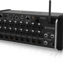 迈达斯MR12 MIDAS 12路机架式数字调音台大量批发 演出调音台 迈达斯数字调音台 专业音响系统 专业音响舞台灯