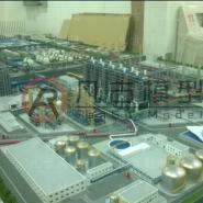 秦皇石化炼化模型  化工模型图片