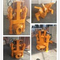 山东挖机清淤泵 液压抽沙泵 挖机耐磨渣浆泵