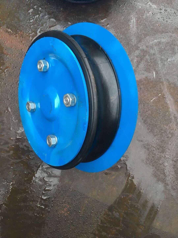 矿用 猴车托绳轮 175G型 配橡胶胶衬 架空乘人装置配件