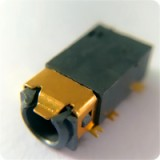PJ-326平头耳机插座 深圳优势直销3.5贴片沉板音频连接器 3.5耳机插座PJ-326平头